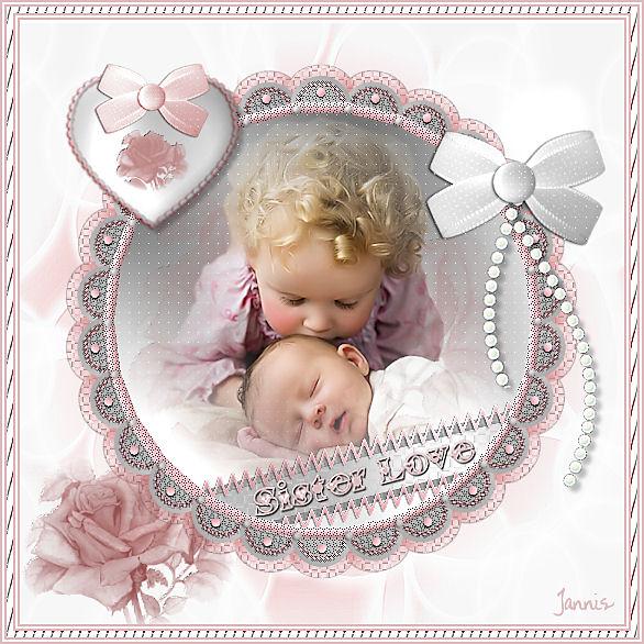 Поздравление с рождением дочери сестре от сестры