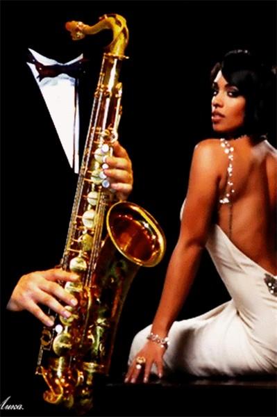 Красивая ебля под саксофон — 15